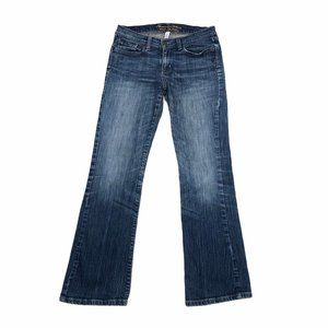 Abercrombie And Fitch Womens Emma Denim Jeans 4S